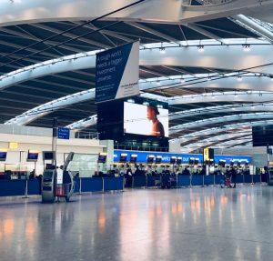 Mietwagen & Auto Mieten London-Heathrow Airport