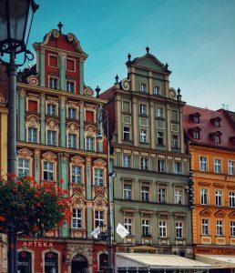 Günstige Autovermietung in Polen